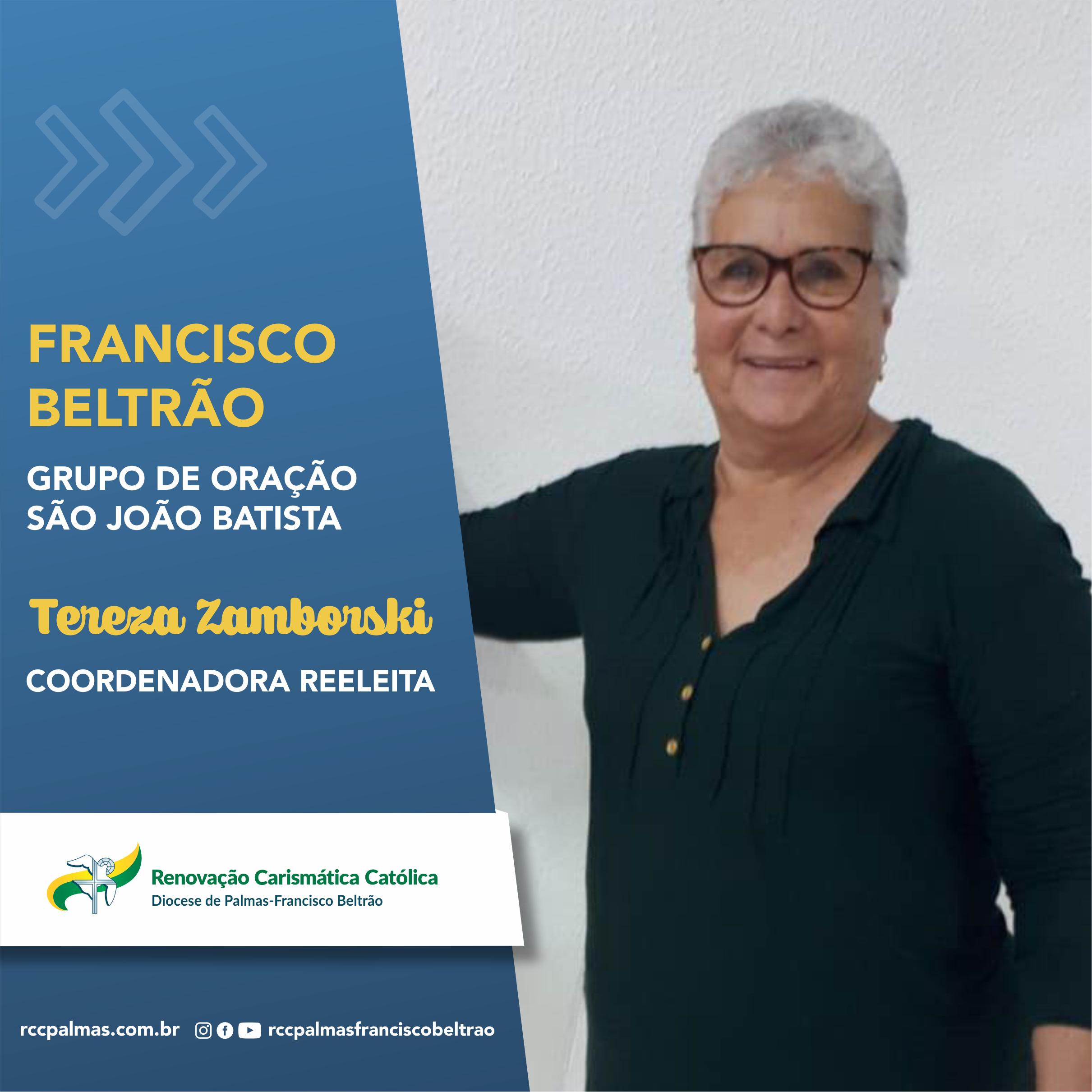 18 FRANCISCO BELTRAO - SAO JOAO BATISTA