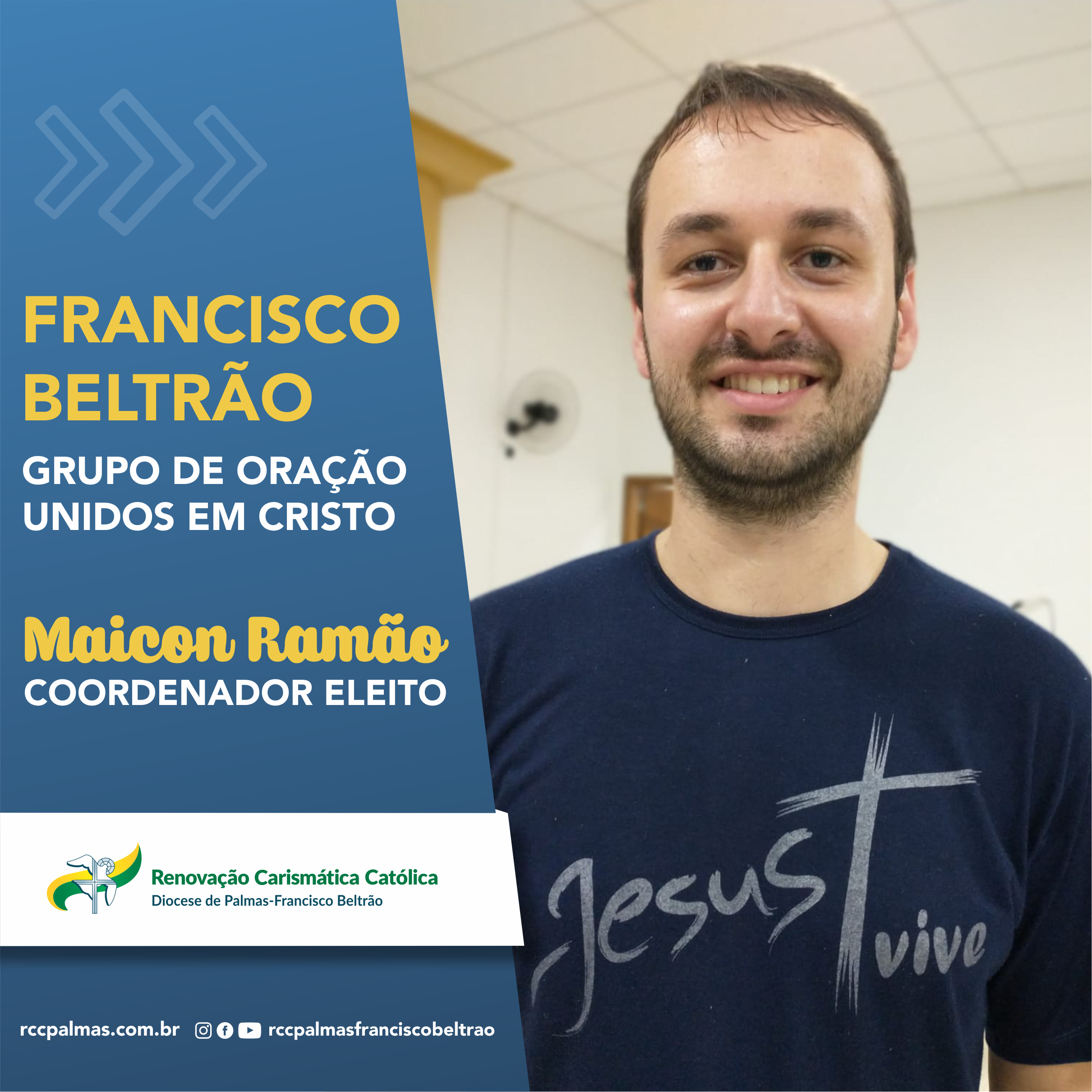 31 francisco beltrao - unidos em cristo